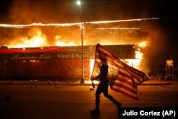 MInneapolis, orașul de unde a pornit valul de proteste.