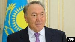Қазақстан президенті Нұрсұлтан Назарбаев. Астана, 11 маусым 2015 жыл.
