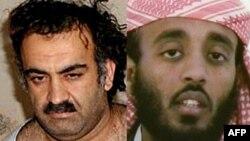 Khalid Sheikh Muhammad (left) and Ramzi bin al-Shibh