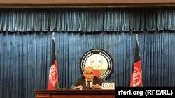 د کورنیو چارو وزارت د مخدرو موادو پر ضد د مبارزې مرستیال باز محمد احمدي