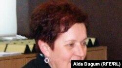 Marina Pendeš, bivša zamjenica ministra odbrane BiH