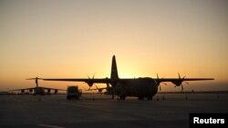 آرشیف، پایگاه نیروهای امریکایی در کندهار