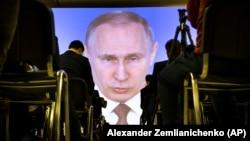 Presidenti i Rusisë, Vladimir Putin