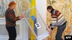 (архівна фотографія) Вибори в Україні, 6 лютого 2010 року