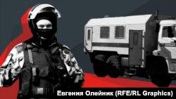 Преследования в Крыму. Иллюстрация