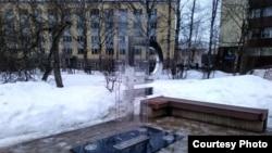 Памятник Рублю. фото: Александра Потолицына