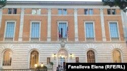 Американская Академия в Риме
