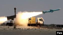 آزمایش موشکی ایران، عکس تزئینی است.