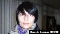 Gay rights activist Angela Frolov