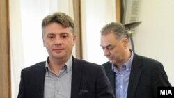 Портпаролот на партијата и пратеник на СДСМ, Петре Шилегов.