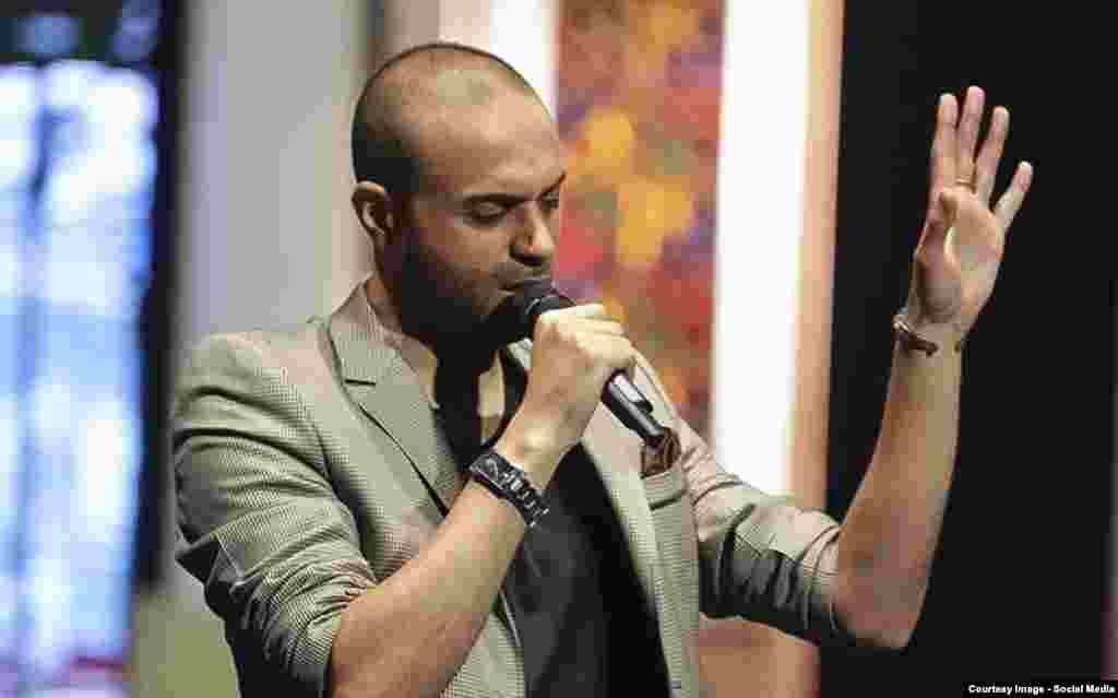 اجرای حمید حامی پس از ۵ سال در جشن «موسیقی ما»