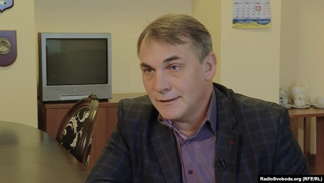 Ігор Гуськов, співробітник апарату Служби безпеки України
