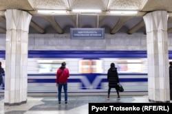 Metro stanica u Taškentu