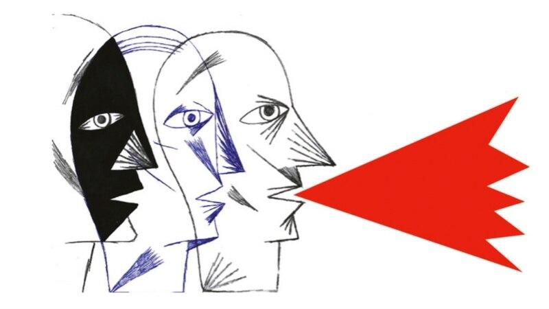 Комикс про иноcтранных агентов. Эфир в 18.05
