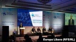 Ambasadorul Statelor Unite la deschiderea Summitului ICT de la Chișinău