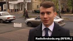 Житель Донецка говорит, что желания воевать у него нет