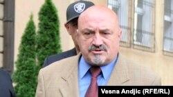 Prvi put danas saznajemo da sud nema imena zaštićenih svedoka: Goran Petronijević