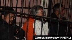 УКМКнын мурдагы жетекчиси Мурат Суталинов Апрель сотунда. 4-апрель, 2011-жыл.