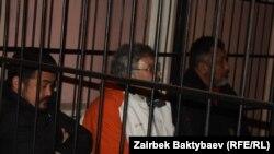 Мурат Суталинов во время суда, 14 декабря 2011 г.