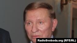 Бывший президент Украины Леонид Кучма.