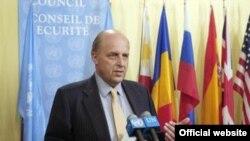 جان نگروپونته مدير اداره اطلاعات ملی آمريکا است که به زودی کار خود را به عنوان قائم مقام وزارت امور خارجه آمریکا آغاز می کند