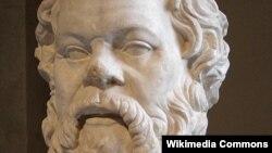 Древнегреческий философ Сократ