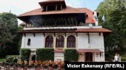 Vila Florica, Ștefănești, Argeș, reședința familiei Brătianu