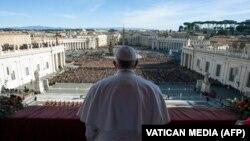 Площа святого Петра, Ватикан