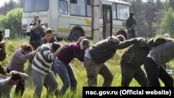 Навчання для журналістів «Бастіон» у Нижегородській області в червні 2014 року