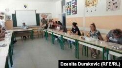 Konferencija za novinare Sindikata osnovnog i srednjeg obrazovanja