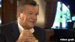 Виктор Янукович, бывший украинский президент.
