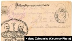 Primul Război Mondial: Cărți poștale de pe front