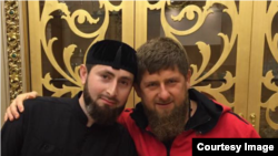 Эльжуркаев Адам а, Кадыров Рамзан а