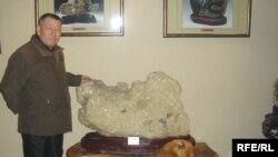 Шәует Қайсаұлы, ALGT қазақ-қытай-моңғол біріккен компаниясының директоры. Сурет оның жеке мұрағатынан алынды.