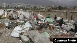 """Iranian """"rubbish children"""""""