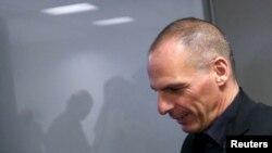 Ministri grek i Financave Yanis Varoufakis