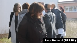 Protest ljekara i medicinskog osoblja u Podgorici