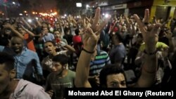 Antivladini protesti u Kairu,Septembar 21, 2019