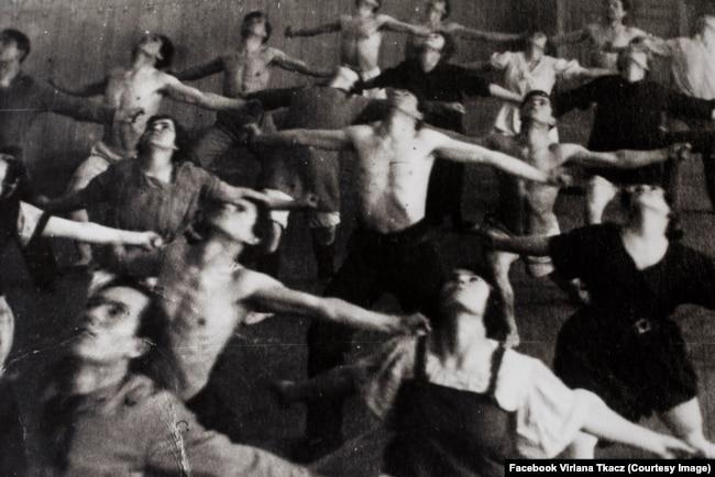 Рух у театрі «Березіль» Леся Курбаса