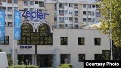 Zgrada u kojoj se nalazi jedna od najvrednijih nekretnina Šipad Komerca u Srbiji. Zepter koristi drugu polovinu ove zgrade, photo: CINS/CIN
