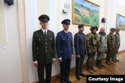 Современная форма Вооруженных сил Украины