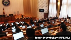 Тышкы саясат: депутат жана этика