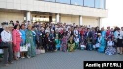 2014 елның маенда узган II Бөтендөнья татар хатын-кызлары форумы