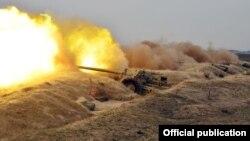 Ադրբեջանական զինված ուժերի զորավարժություններ, արխիվ