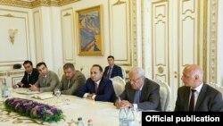 Հայաստան - Կառավարությունը քննարկում է ՀԷՑ-ում աուդիտ անցկացնելու հարցը, Երևան, 10-ը օգոստոսի, 2015թ․