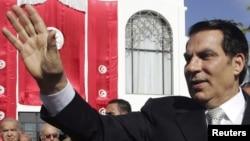Зин эль-Абидин Бен Али, Тунис, 12 ноября 2009