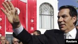 Тунис собиқ президенти Бен Али.