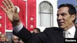 Экс-президент Туниса Зин эль-Абидин Бен Али