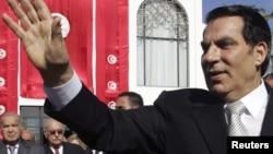 Former Tunisian President Zine el-Abidine ben Ali in 2009