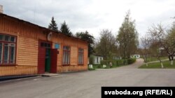 Школа, дзе працаваў Караткевіч